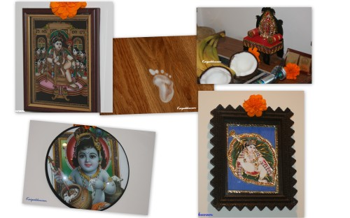 My Krishna Collections